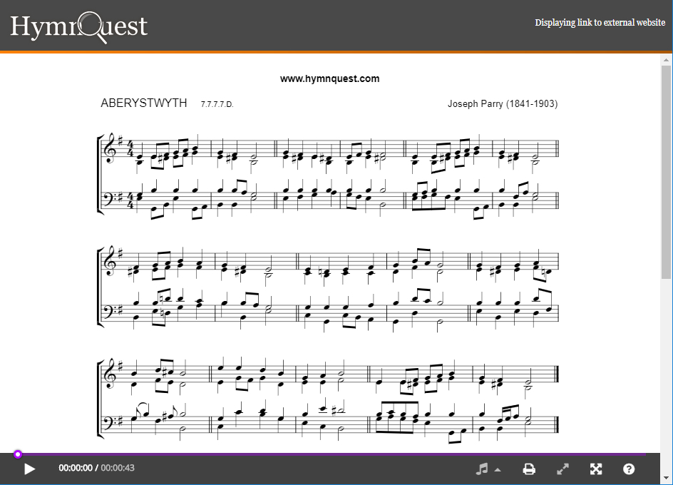 Announcing HymnQuest 17.2