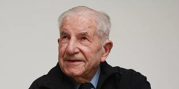 Revd Dr Ian Masson Fraser RIP